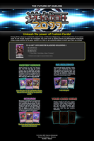 The Future of Dueling - Yu-Gi-Oh! 2099 by grezar