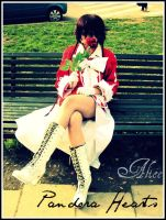 Alice from Pandora Hearts by PsychedelicSunset
