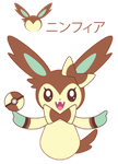 Mint Chocolate Sylveon ::GIFT:: by Itachi-Roxas