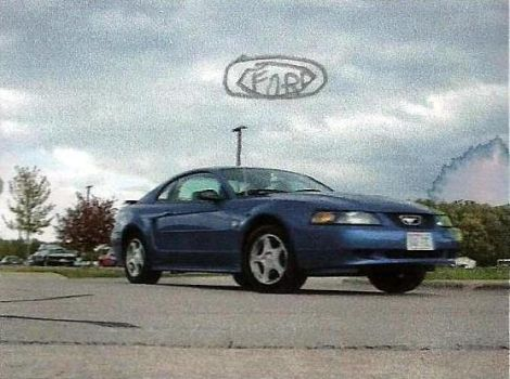 [2004] Ford Mustang [III] by DODGE-RAMMIT
