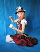 Lady Mad Hatter 10 by mizzd-stock
