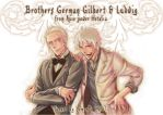 German Brothers-Gibert Ludwig by LemonPo