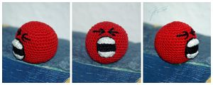 The Crocheted: :rage: by janey-in-a-bottle