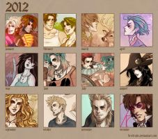 2012 by CrystalCurtis