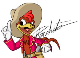 Panchito Pistoles by R-A-H