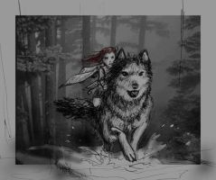 Wolf Rider, Wind Rider by nv
