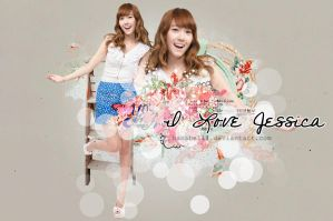 I Love Jessica by HanaBell1