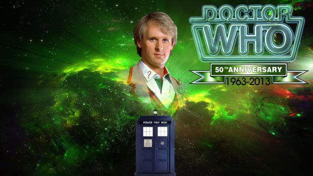 The 5th Doctor wp by SWFan1977