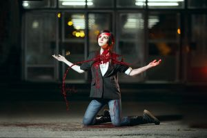 Cosplay| Wolf among Us - Bloody Mary by VultureImagination