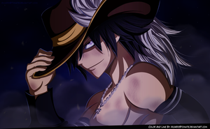 [Coloreo] Gray Fullbuster ''My Victory!'' by Ric9Duran