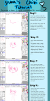 Tutorial: Drawing Chibis by Clyverly-Vyril