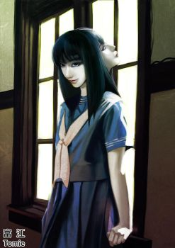 TOMIE by aresshu