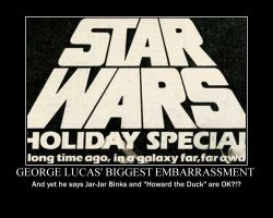 Star Wars Holiday Special by JohnMarkee1995