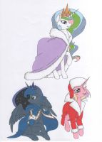 Royal robes. by MohawkRex
