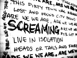 Screaming by Found-Missing-89