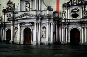 BASILICA OF ST. MATTHIAS by gingado