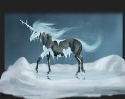 Spirit of Ice by ChibiMimiru