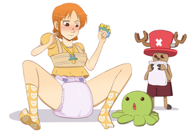 Nami by PieceofSoap