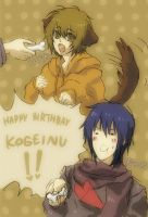 HBD Kogeinu by Klunatic