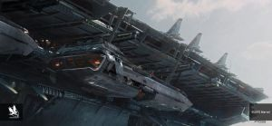 HeliCarrier by atomhawk