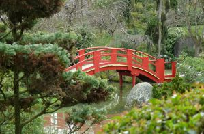 Japanese Garden 4 by Troxone