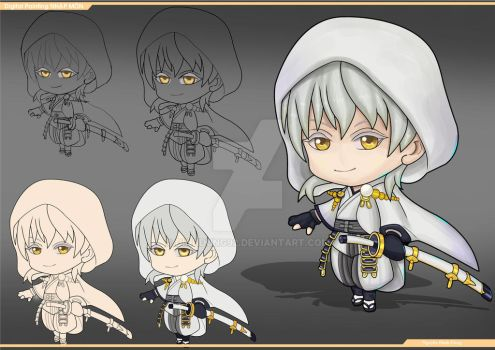 Nendoroid by DinhDung92