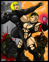 When The Iron Is Hot, part 2 by Soviet-Superwoman