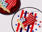 U.S. Flag Cookies by theresahelmer