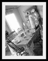 The Victorian Tea Party by awestrucklollirot