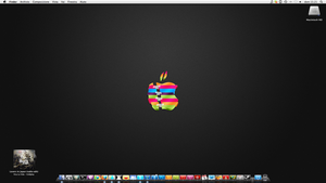 iMac Desktop - Sept. 5th, 2010 by xazac87