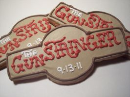 Gunstringer Title Cookies by eckabeck
