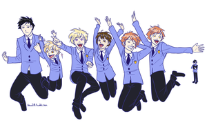 Ouran High School Musical by blindbandit5