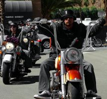 palm springs. biker weekend. by socaltimes