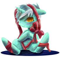 lyra Ribbons by SuperRobotRainbowPig