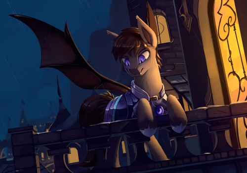 Midnight Tales (Animated) by Rodrigues404
