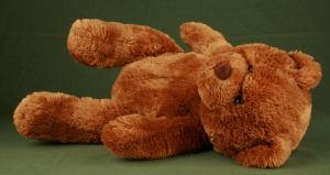 Teddy Bear II by IQuitCountingStock