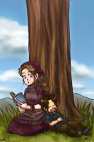 Estela and Camlost by camlost