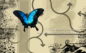 Butterfly by Lady-Tima
