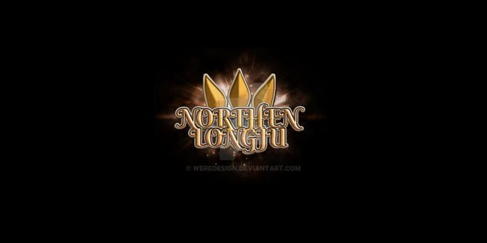 Northenlongju - Logotype by weredesign