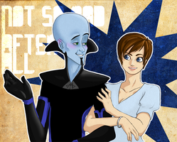 Megamind -Not So Bad After All by Hakari-chan