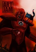 June Jam Atrocitus by mangaholix