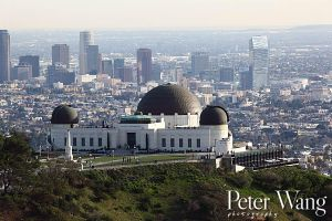 Griffith Observatory by petertwang