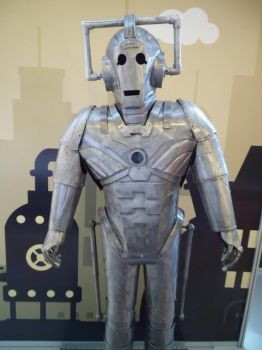 Cyberman by DirkStarr1977