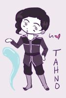Tahno Chibi by ShOrtSh4dow