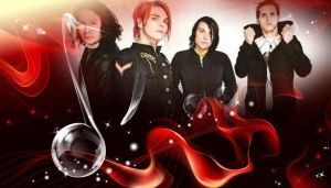 MCR wallpaper by dilly5