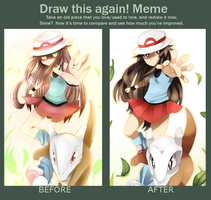 Improvement meme #2 by ThatlooserLulu