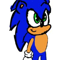 Sonic the Hedgehog COLORS! 3D by Sonicdude645