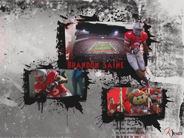 Brandon Saine Wallpaper by KevinsGraphics