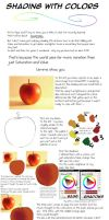 Tutorial - Shading with colors by aque-mizuhara