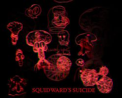 squidward's suicide by juanrio5